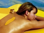 Honigmassage im Aquatoll