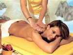 Aroma Massage im Aquatoll